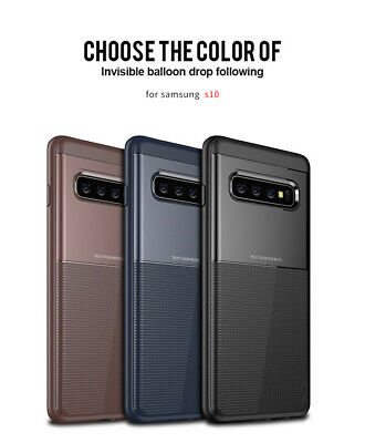 For Samsung Galaxy S10 Case 360 Shockproof Rugged Otterbox Symmetry Style iPaky