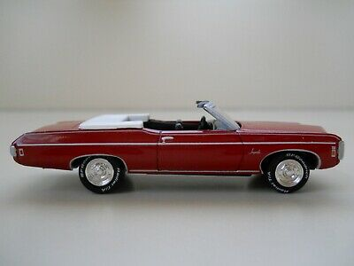 Chevy High Performance >> Johnny Lightning Chevy High Performance 1969 Impala Convertible Loose