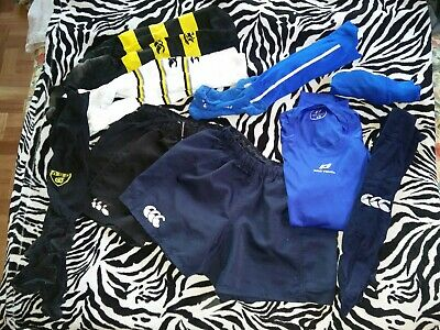 Full Rugby kit Size S Small Shorts Canterbury Lycra Top Socks Muscle Gym Gay