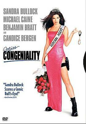 Miss Congeniality (DVD) *DISC ONLY*