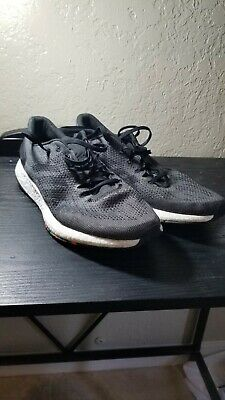 128db106b ADIDAS PUREBOOST WHITE Grey Men Running Shoes Sneakers Trainers ...
