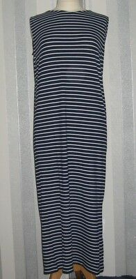 Isabella Oliver Jamie Katerina Striped Maternity Dress, Navy/White