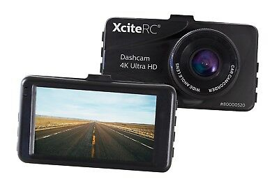 "Dashcam 4K Ultra HD mit 3.0""-IPS-Monitor"