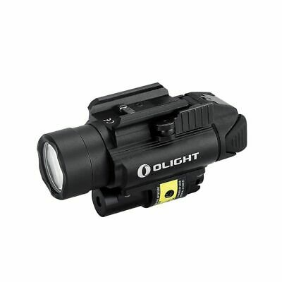 Olight PL-2RL Baldr Ultra High Output Weapon Light, 1200 Lumens, w/2 CR123A