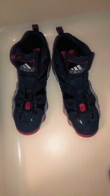 b53bde60cad252 Adidas Crazy 8 Men s Basketball Shoes Size 14 (Damian Lillard) red and black