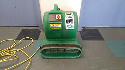 B-Air Grizzly Industrial Blower Air Mover Carpet Dryer Snail Fan