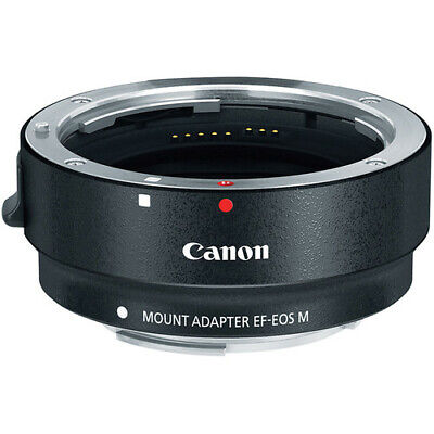 Canon EF-M Lens Adapter Kit for Canon EF / EF-S Lenses 6098B003
