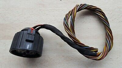 NEW GENUINE VOLKSWAGEN AUDI ADAPTER CABLE INJECTION NOZZLE GLOW PLUG WIRING LOOM