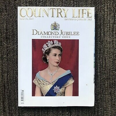 Country Life Magazine Diamond Jubilee Collectors Issue May 23 2012