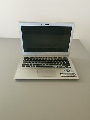 Sony Vio Ultrabook - SVT131A11M - Core i5 - 4GB