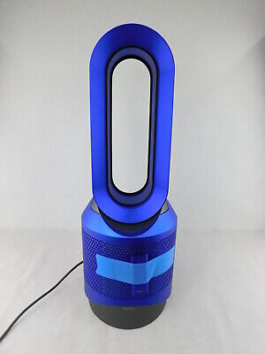 Dyson HP01 Pure Hot + Cool Desk Purifier Heater and Fan Blue (306982-01)