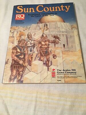 ISSARIES RUNEQUEST HEROQUEST (Revised Edition) SC VG+