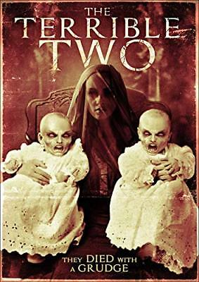 The Terrible Two, Dvd, 2018, Sku 4839