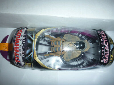 Titanium Series BSG Battlestar Galactica Colonial Raptor - NEW US Seller