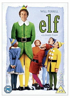 Elf DVD (2005) Will Ferrell (2 DVD DISC SET)