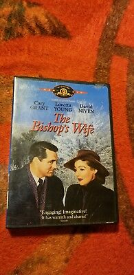 The Bishops Wife (DVD, 2001, Vintage Classics) CARY GRANT CLASSIC