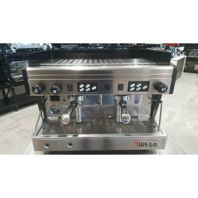 Cheap 2 Group Wega High Cup Commercial Coffee Machine