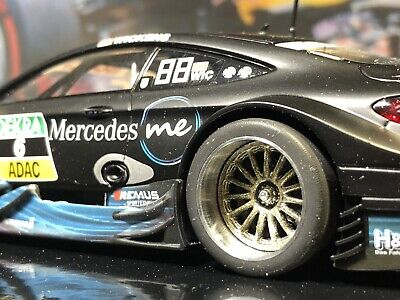 Carrera digital 132/Mercedes AMG/extrem Tuning