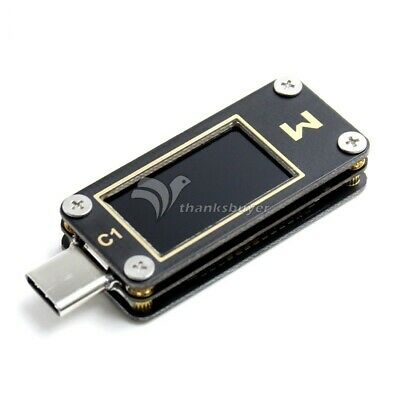 USB Tester Voltage Current Meter PPS PD Direct Tester Quick Charge Protocol CC