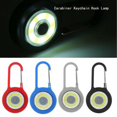 Carabiner Lights Warning Lights Hiking Backpacks Luminous Outdoors Accessories