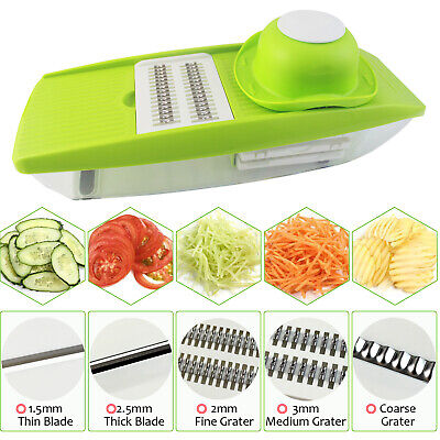 Mandoline Slicer Kitchen Chopper Cutter for Vegetable Fruit Tomato Onion Cheese