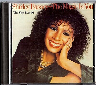 Shirley Bassey - The Magic Is You Thevery Best Of   Cd  1992  Br Music  Holland