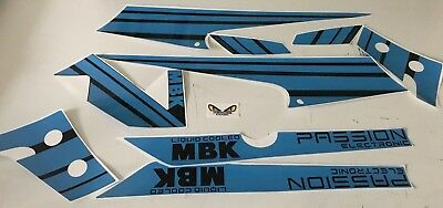 kit autocollants mbk 51 passion MOB087