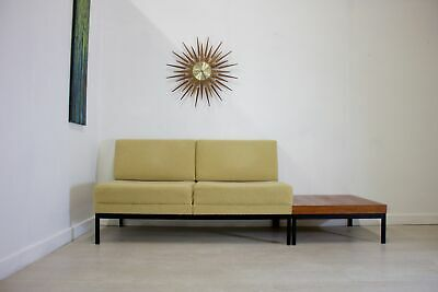 DELIVERY £70 Mid Century Sir Terence Conran Abacus Seating Sofa Coffee Table