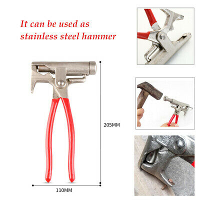 1PC Multi-Function Hammer Adjustable Wrench Plier Pipes Spanner Vise Hat Nails