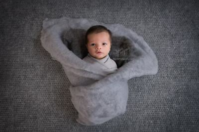 Newborn Photography Prop Baby Blanket