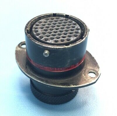 Deutsch Autosport AS016-35SN Red Band 55-way Flanged Receptacle Female