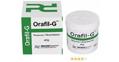 3x Orafil G Temporary Filling dental Material Ready to use zinc cement