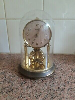 Vintage Small BENTIMA Glass Domed Clock