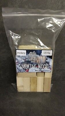 Smoking wood Smoke wood Chunks & Chips, lots of flavors Barbecue Smoked Wood