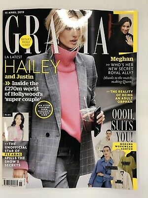 Grazia Magazine - 15th April 2019