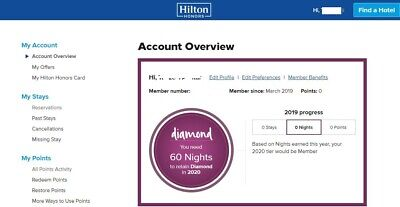 Hilton-Diamond-Status-90-days-trial-can-be-extended-to-2021 March