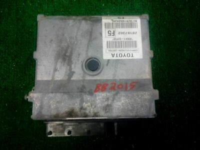 Engine ECM Control Module Right Hand Dash 89661-02F50 Fits 09-10 COROLLA 826811