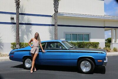 1972 Plymouth Duster 340 V8 1972 Plymouth Duster