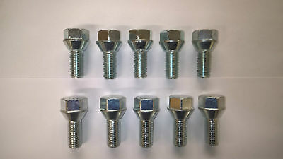 5 Knott Avonride Trailer Conical Wheel Nut Bolts M12 574015 Fit To Ifor Williams