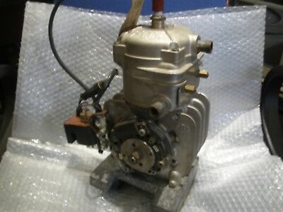 TONY TALBOT FOX 100cc Engine 685 go kart engine, mains and honed- re-build