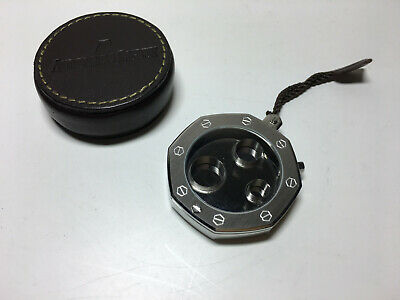 New - Cigar Cutter AUDEMARS PIGUET Cortapuros - Steel Acero - Diameter 4,5 cm