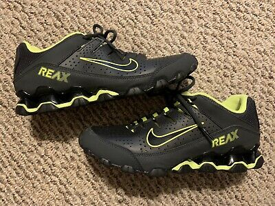 super popular c587a 2a432 Mens Nike Reax 8 TR 616272-036 Anthracite Black Volt Size 8