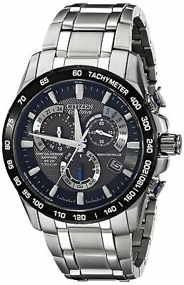 BRAND NEW! Citizen Eco Drive AT4010-50E Wrist Watch For Men With 5 Year Warranty
