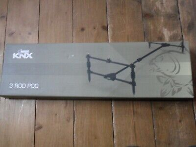 Nash KNX 3 Rod Pod Carp Fishing