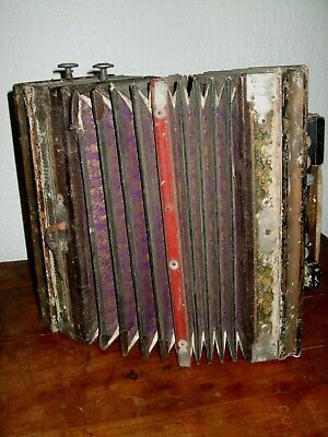 EXCELSIOR Accordéon ancien collection instrument musique old accordion