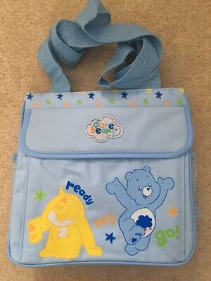 Carebears Bottle Bag Baby Cool/ Warm Insulated New Grumpy Funshine
