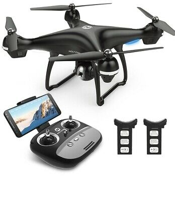 Holy Stone GPS FPV RC Drone HS100 with HD WIFI CAMERA GPS