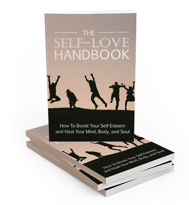 The Self Love Handbook eBook PDF with Full Master Resell Rights