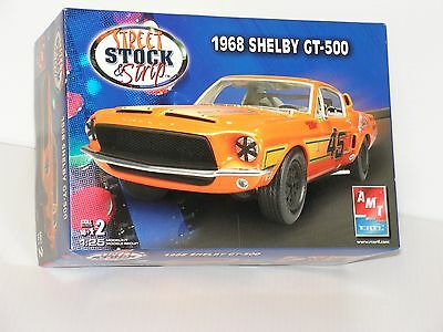Amt #38536 1/25 1968  Shelby Gt-500 Open