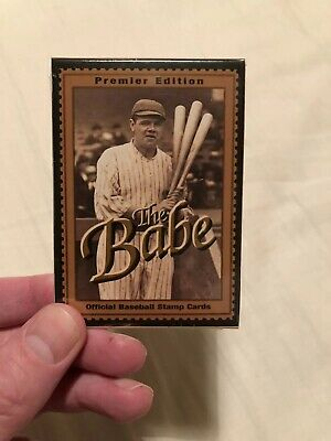 Babe Ruth MLB Baseball Cards New Sealed